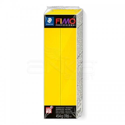 Fimo Professional Polimer Kil 454g No:100 True Yellow