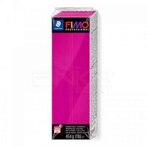 Fimo Professional Polimer Kil 454g No:210 True Magenta