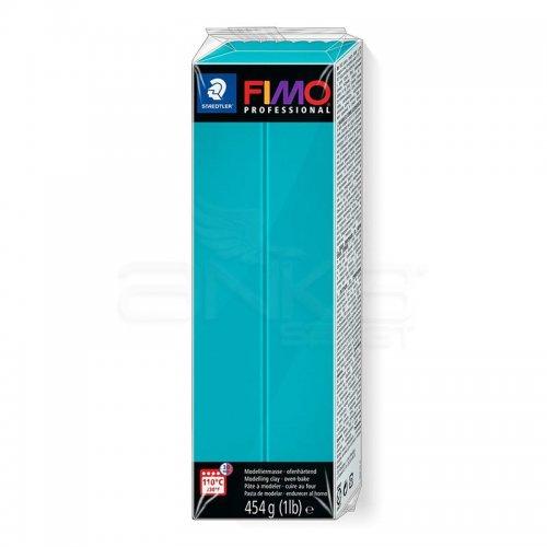 Fimo Professional Polimer Kil 454g No:32 Turquoise