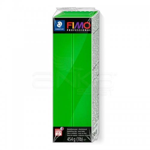 Fimo Professional Polimer Kil 454g No:5 Nature Green