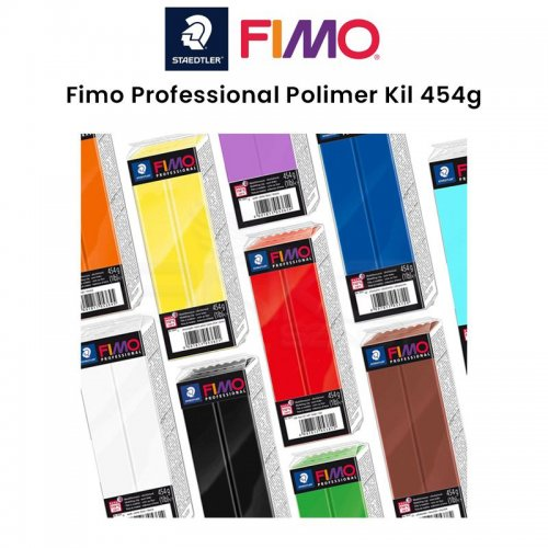 Fimo Professional Polimer Kil 454g
