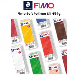 Fimo - Fimo Soft Polimer Kil 454g