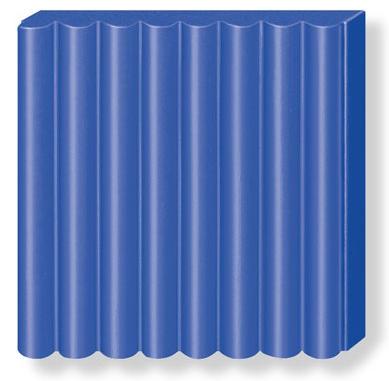 Fimo Soft Polimer Kil 57g No:33 Blue Brillant - 33 Blue Brillant