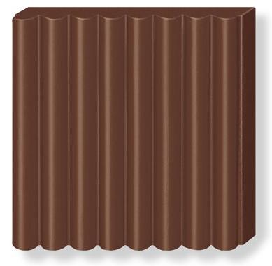 Fimo Soft Polimer Kil 57g No:75 Chocolate - 75 Chocolate