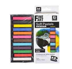 Fine Art Soft Pastels 12li Set SOP1210RC - Thumbnail