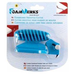 FoamWerks - FoamWerks Strafor Kesme Aleti-Foamboard Freestyle Cutter-WB 6020