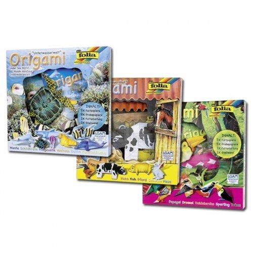 Folia Origami 3D Puzzle