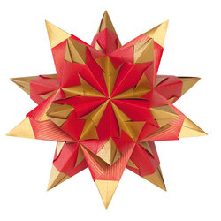 Folia Bascetta Star Kit Çift Yüzeyli 20x20cm - Thumbnail