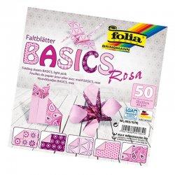Folia - Folia Basics Katlanır Kağıt 20x20cm (1)