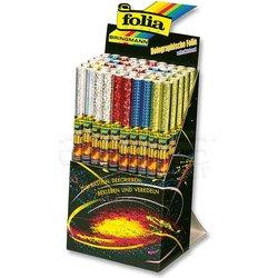 Folia - Folia Holografik Folyo 40x100cm No:310 50 Rulo
