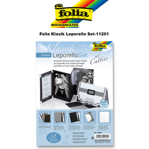 Folia Klasik Leporello Set-11201