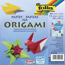 Folia - Folia Origami Kağıdı 19x19cm 96 Adet 80g No: 9160 (1)