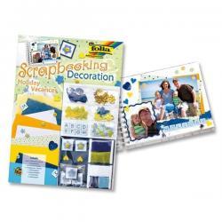 Folia Scrapbooking Decoration Set - Thumbnail