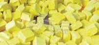 Folia - Folia Transparan Mozaik 10x10mm 190 Adet Sarı 57212
