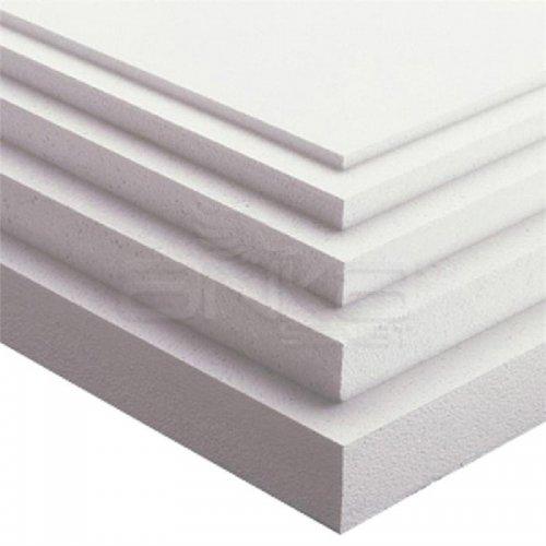 Fotoblok (Straforlu Maket Kartonu) Beyaz 3mm 50x70cm-5li Paket