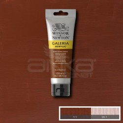 Galeria - Galeria 120ml Akrilik Boya No:077 Burnt Sienna Opaque