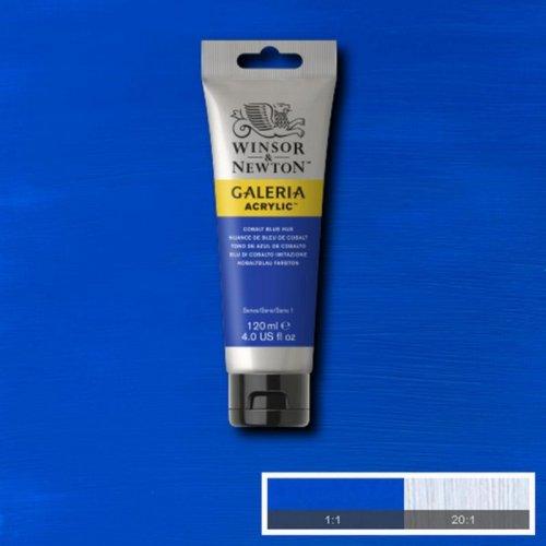 Galeria 120ml Akrilik Boya No:179 Cobalt Blue Hue - 179 Cobalt Blue Hue