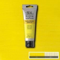 Galeria - Galeria 120ml Akrilik Boya No:346 Lemon Yellow