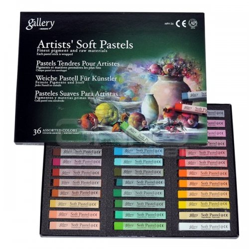 Mungyo Gallery Artists Soft Pastel 36lı Set