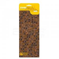 Eshel - Eshel Geometrik Desenli Karton Duvar 1/50 Paket İçi:3