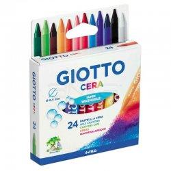 Giotto - Giotto Cera 24lü Mum Boya Seti 282200