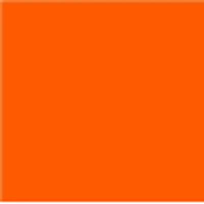 Glaze 3D Glossy Ink Jel Kalem Orange