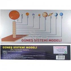 Anka Art - Güneş Sistemi Modeli (1)
