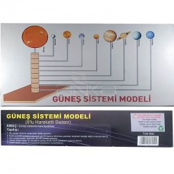 Kar - Güneş Sistemi Modeli (1)
