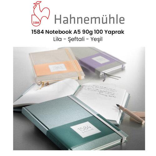 Hahnemühle 1584 Notebook A5 90g 100 Yaprak