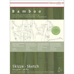 Hahnemühle - Hahnemühle Bamboo Skizze Çizim Blok 105g 30 Yaprak (1)
