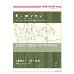Hahnemühle Bamboo Skizze Çizim Blok 105g 30 Yaprak - Thumbnail