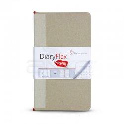 Hahnemühle - Hahnemühle Diary Flexbook Refill 100g 10.4x18.2cm 80 Yaprak (1)
