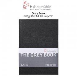 Hahnemühle - Hahnemühle Grey Book 120g 40 Yaprak