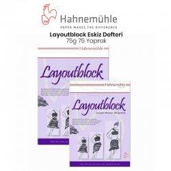Hahnemühle Layoutblock 75 Yaprak 75g - Thumbnail