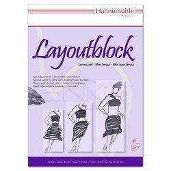 Hahnemühle Layoutblock 75 Sayfa 75g - Thumbnail