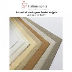 Hahnemühle - Hahnemühle Mould Made Ingres Pastel Kağıdı 48x62.5 10 Adet