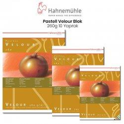 Hahnemühle - Hahnemühle Pastell Velour Blok 10 Yaprak 260 g