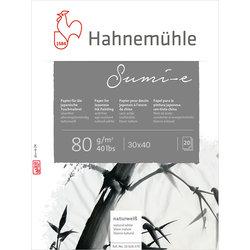 Hahnemühle Sumi-e Çizim Eskiz Blok 80 g - Thumbnail