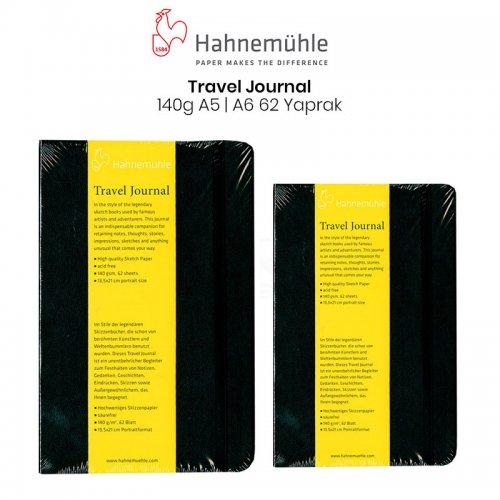 Hahnemühle Travel Journal 62 Sayfa 140 g
