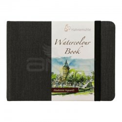 Hahnemühle - Hahnemühle Watercolour Book Sulu Boya Defteri Yatay 200g 30 Yaprak (1)