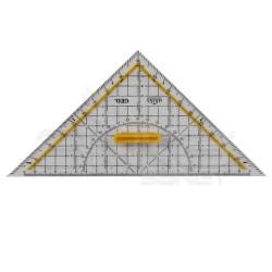 Hatas - Hatas Geometri Açılı Gönye 25cm