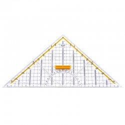 Hatas - Hatas Geometrik Açılı Gönye 32cm Kod:0520