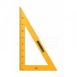 Hatas - Hatas Sınıf Gönyesi Plastik 50cm - 60
