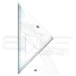 Hatas - Hatas Teknik Okul Öğrenci Gönye Seti 21cm/60-45