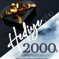 Anka Art - Hediye Çeki 2000 Lira