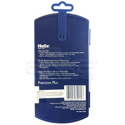 Helix Precision Plus Çizim Seti
