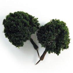 Jordania - Jordania Ağaç Maketi 10cm 1/50 2li WWA9970 (1)
