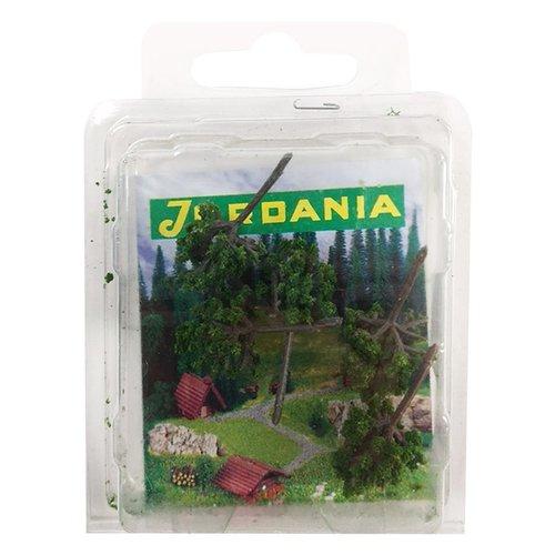Jordania Ağaç Maketi 3.5cm 1/200 5li 123-035