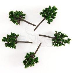 Jordania - Jordania Ağaç Maketi 3.5cm 1/200 5li 123-035 (1)