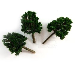 Jordania Ağaç Maketi 4.5cm 1/200 3lü 123-045 - Thumbnail